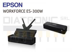 EPSON SCANNER PORTATIL WF ES-300W